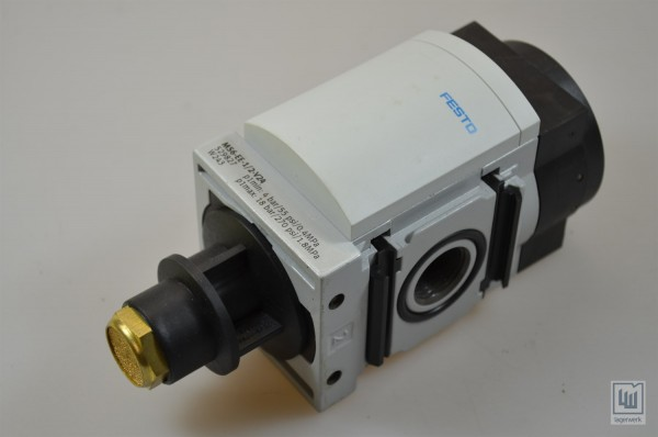 Festo, MS6-EE-1/2-V24, 529827, Einschaltventil / on-off valve