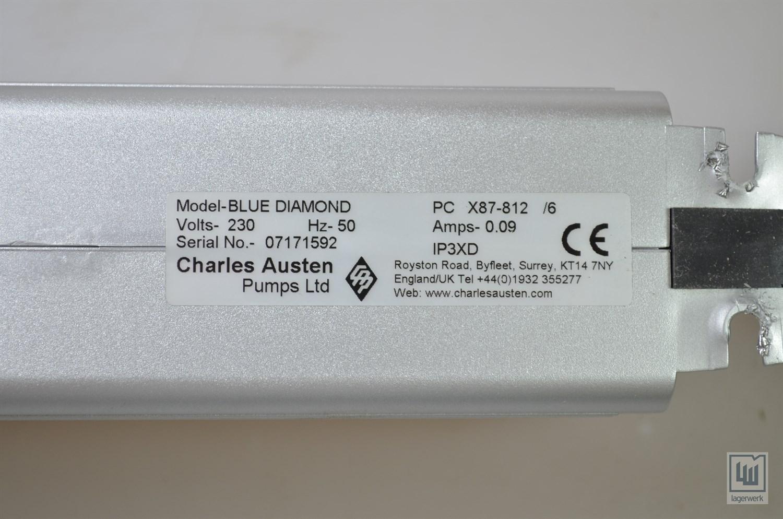 kondensatpumpe blue diamond Charles Austen PC x87-812//pcx87812