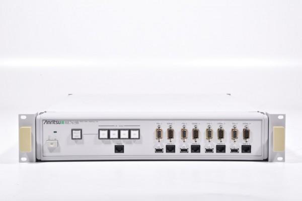 ANRITSU ME7419B Mobile Radio Switching Unit SN 6200222883