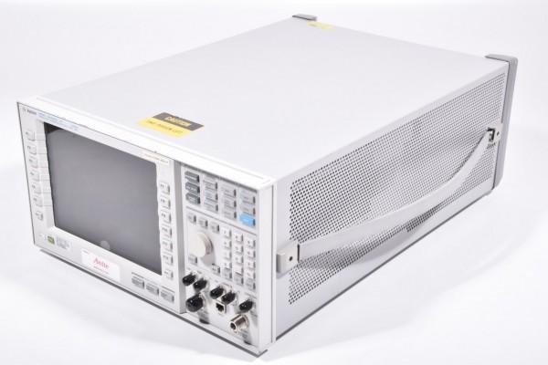 AGILENT E5515C, Wireless Communications Test Set + Options S/N: GB44400310