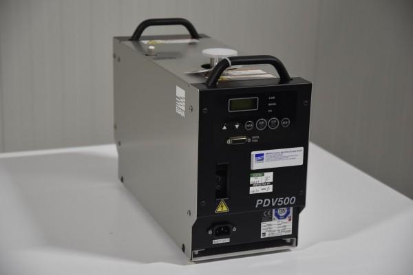 EBARA PDV500, Vakuumpumpe SN:DPB00374, 3300h