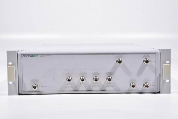 ANRITSU MN7462A RF Interface Unit SN 6200504856