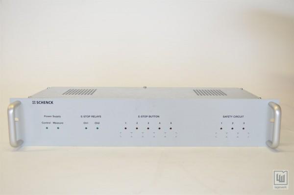 SCHENCK PEGASUS GmbH M0066932.01, SZM, Sicherheitskreismodul