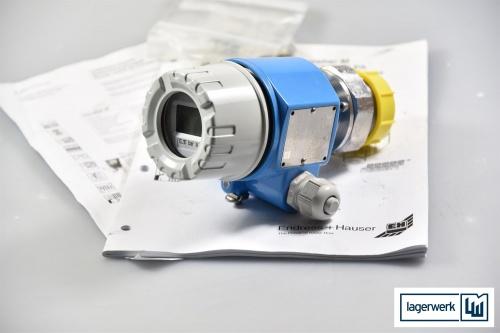 Endress Hauser Cerabar M PMC45-RA11P1C1AH1