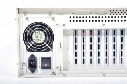 industrial PC QBOX-12PCI IEI RACK-360GWPX-R22