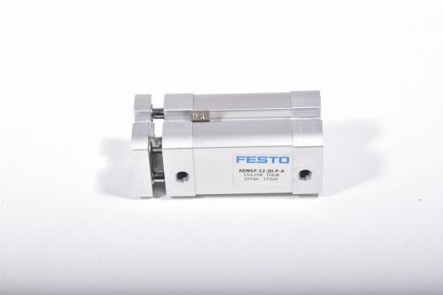 Festo adngf 12-20-p-a 554208 compacto cilindro-nuevo New-worldwide shipping