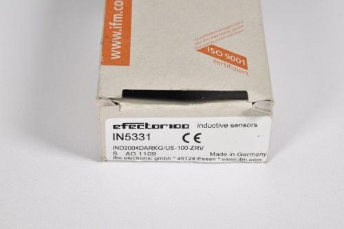IIA2015-ABOA II0274 IFM Efector Inductive Sensor Switch NEW